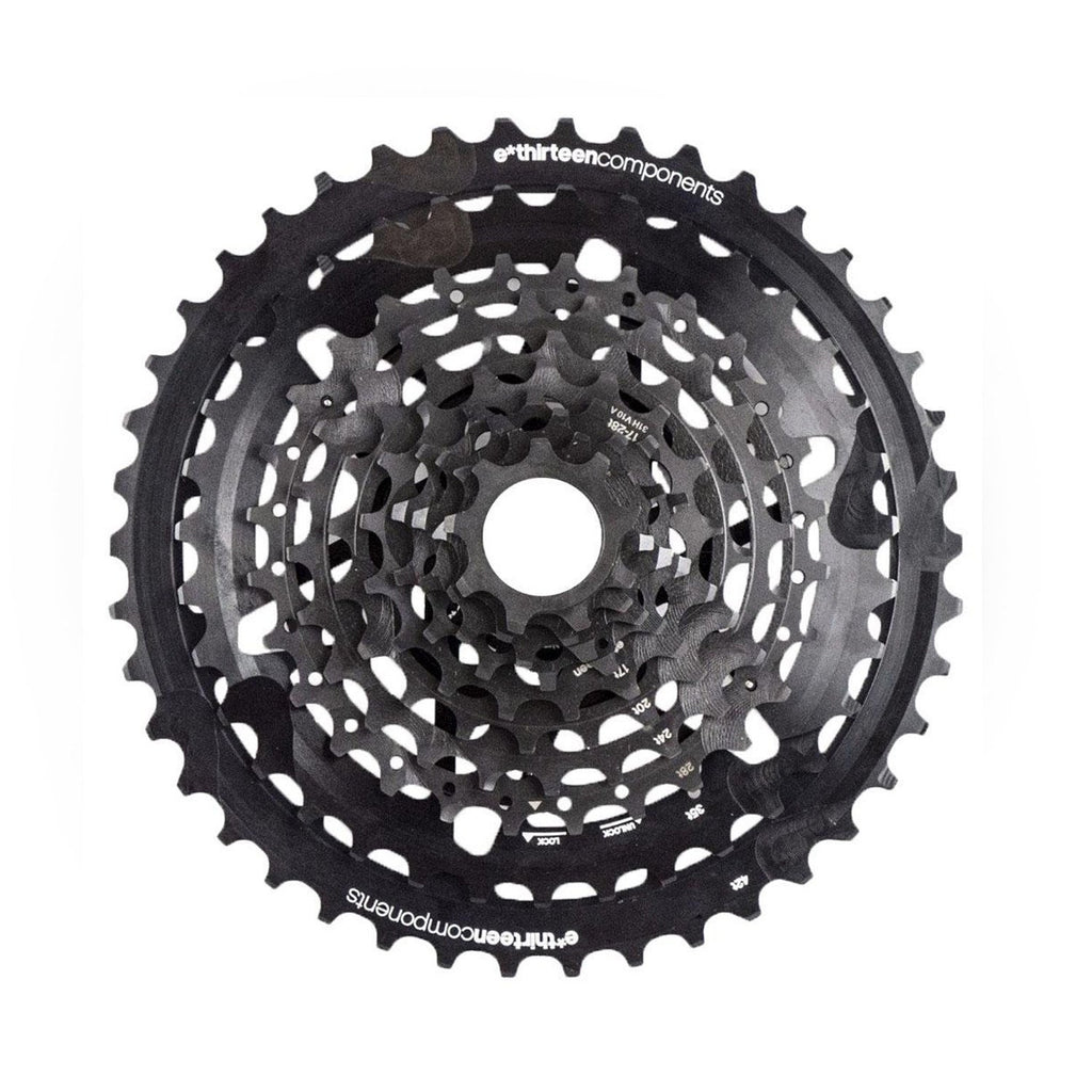 E13 Cassette TRS Plus 9-42T 10SP-Black