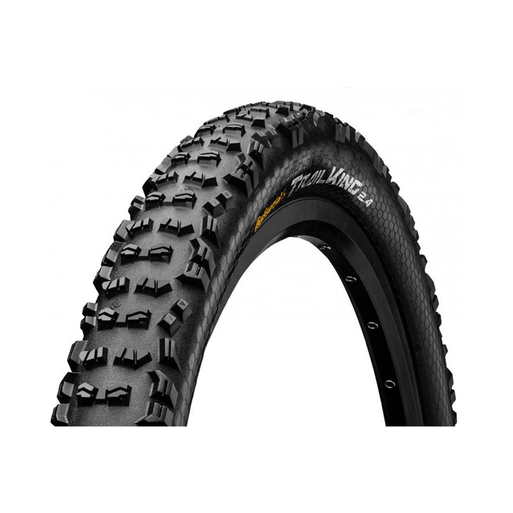 Continental Trail King Tire Shieldwall Foldable-Black/Black