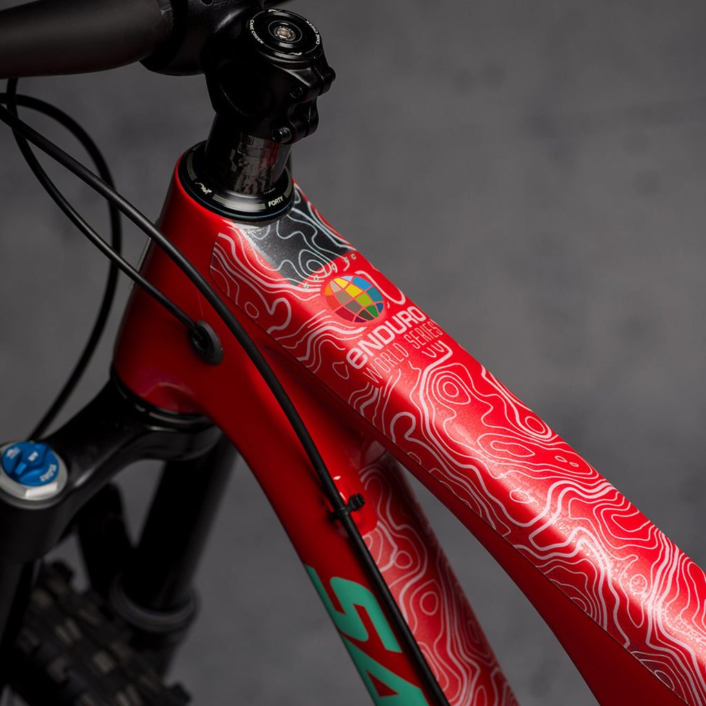 DYEDBRO Frame Protection Enduro World Series