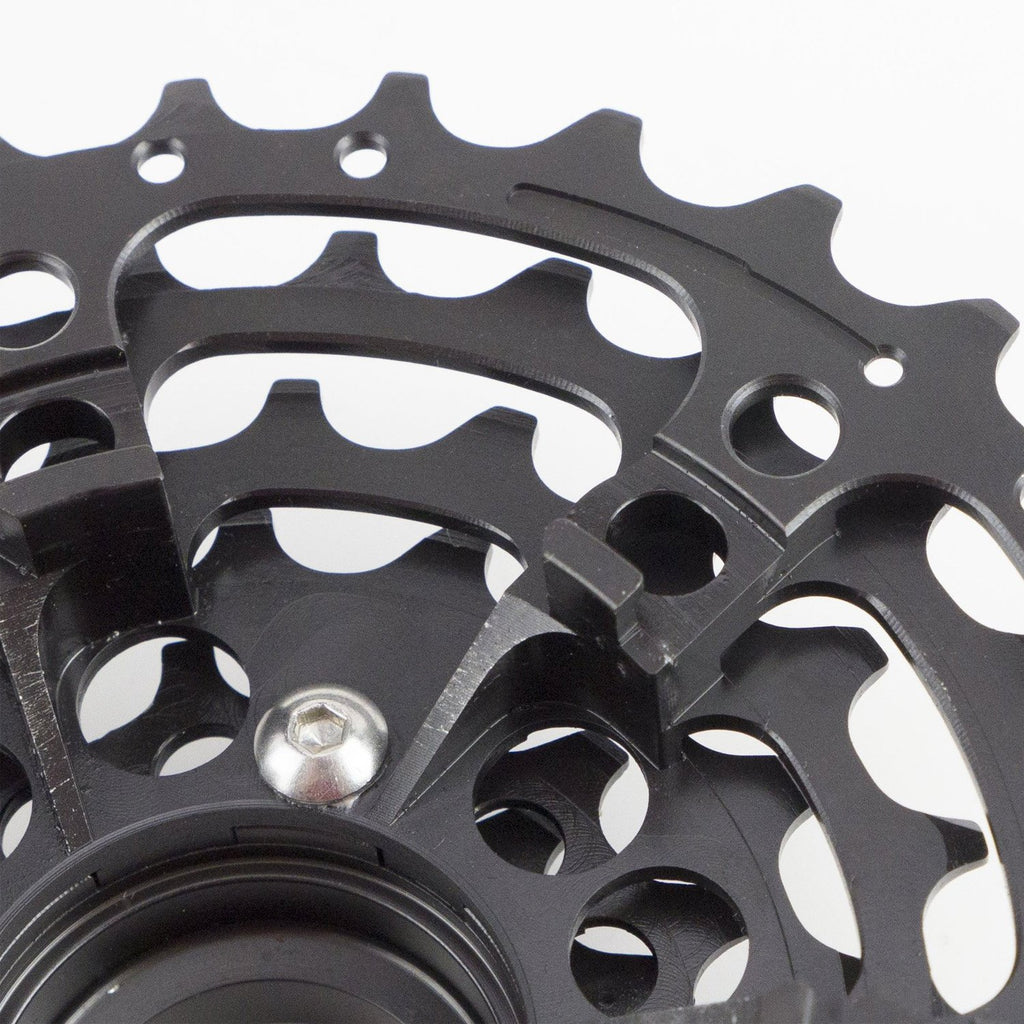 E13 Cassette TRS Plus 9-42T 10SP-Black - ReEvolution Singapore
