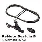 Wolftooth Remote Sustain for Rockshox Reverb-B-post 22.2mm Handlebar clamp