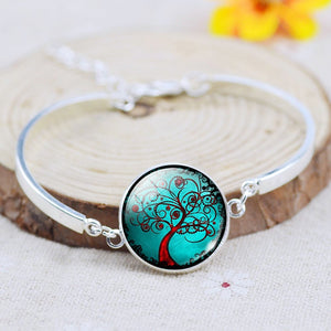 boho gal tree bangle