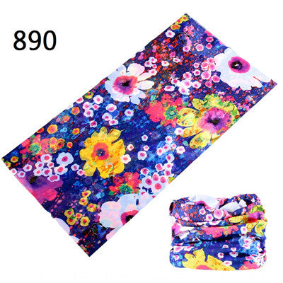 Flower Magic Scarf