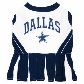 Dallas Cowboys Official Cheerleader Dog Dress