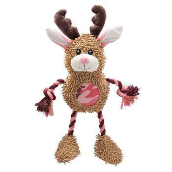 Grriggles Frontier Friends Dog Toy - Jackelope