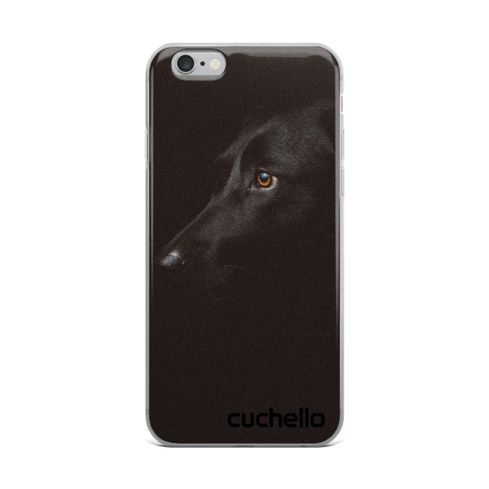 Cuchello Jet Black iPhone Case (iPhone 6, 6 Plus, 6s, 7, 7 Plus, 8, X)