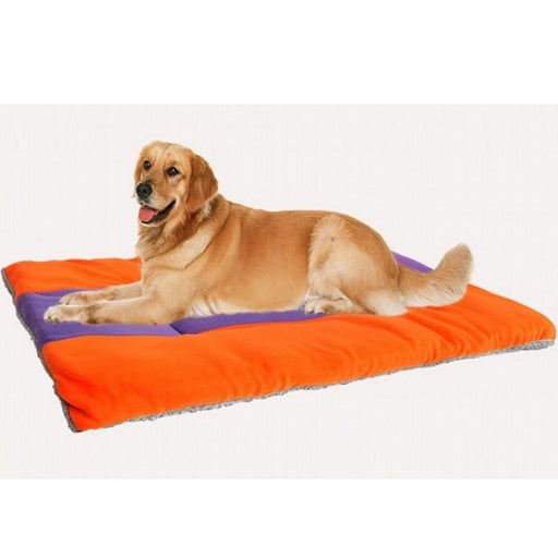 Thin Plush Orthopedic Dog Bed