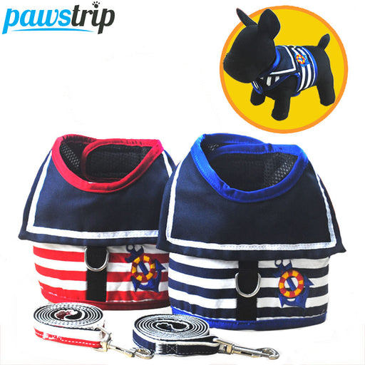 Leash Pothook Button Dog Harness