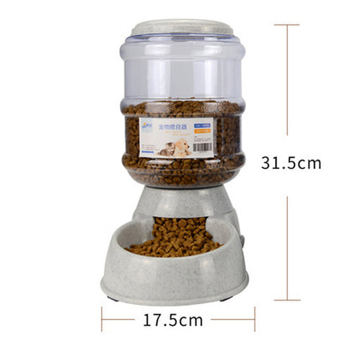 Automatic Dog Water/Feeder Bowl