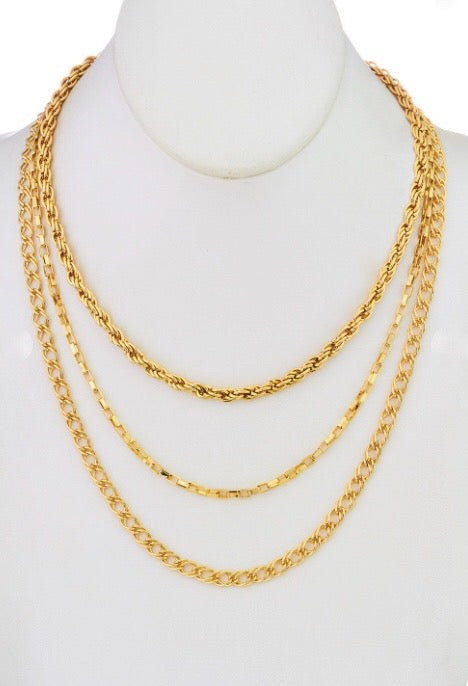Golden Girl Chains
