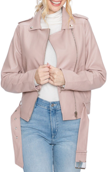 Spinelli Jacket [Blush]