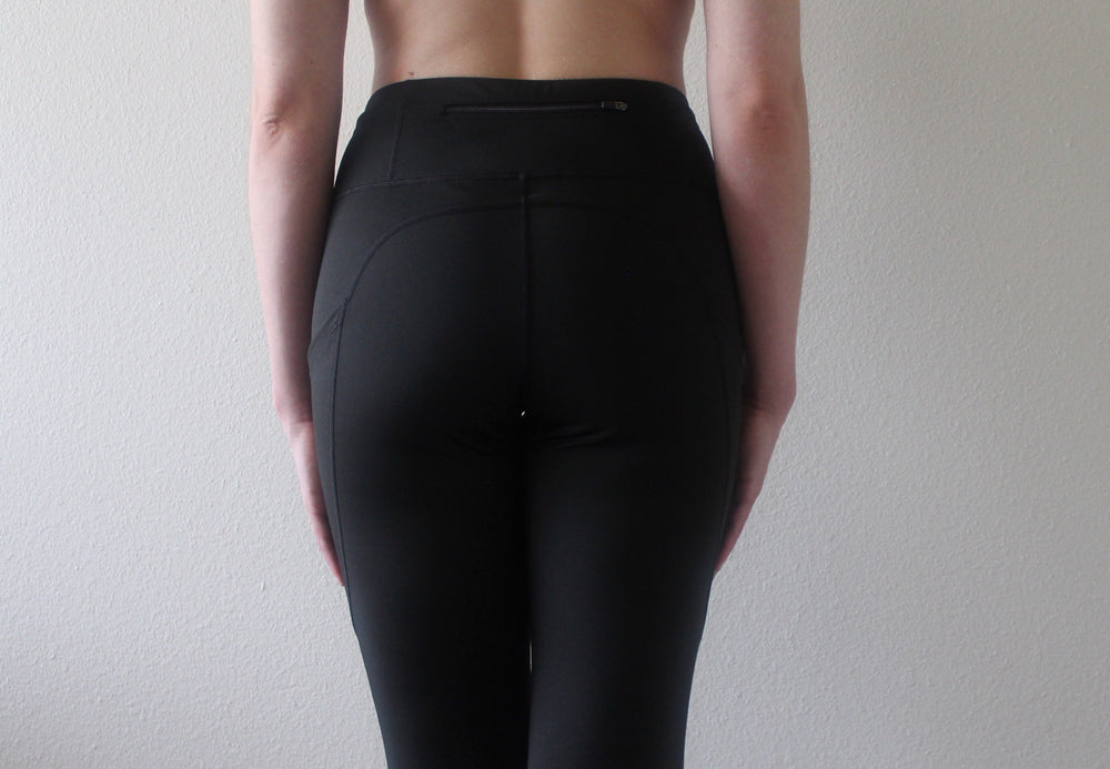 Get Into It Leggings [Black] - Cinnamon Lifestyle