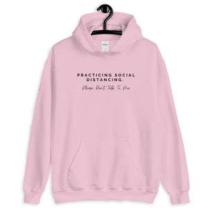 Please Don't Talk to Me Hoodie - Cinnamon Lifestyle