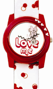 WALT DISNEY WATCH Mod. LOVE MINNIE