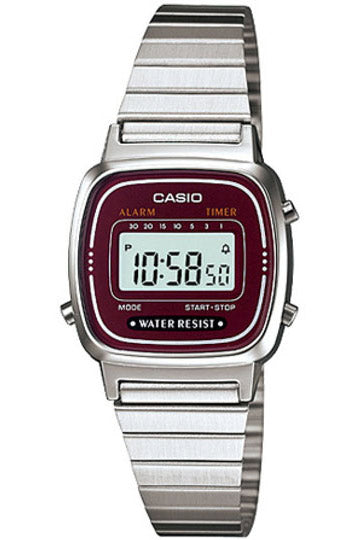 CASIO VINTAGE LADY STEEL