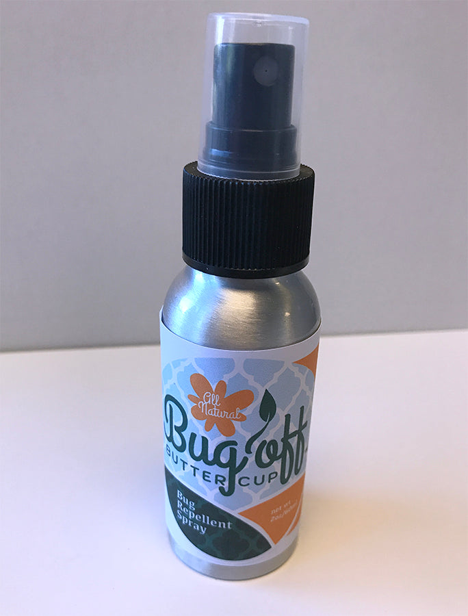 Bug Off Buttercup™ Bug Repellent Spray