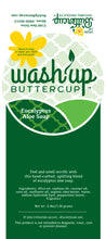 Load image into Gallery viewer, Wash Up Buttercup™ Eucalyptus Aloe Soap