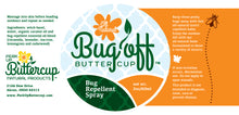 Load image into Gallery viewer, Bug Off Buttercup™ Bug Repellent Spray