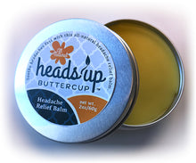 Load image into Gallery viewer, Heads Up Buttercup™ Headache Relief Balm