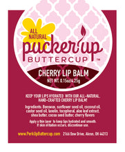 Load image into Gallery viewer, Pucker Up Buttercup™ Cherry Lip Stick