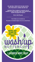 Load image into Gallery viewer, Wash Up Buttercup™ Lavender Mint Soap