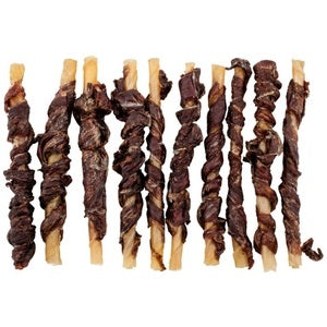 Blackdog Roo Twist Sticks 25pcs - doggiebox Australia
