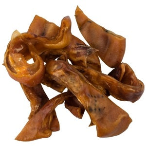Blackdog Pig Ear Strips 1kg
