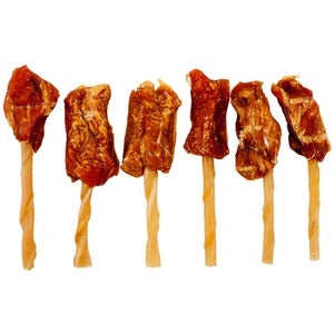 Blackdog Chicken Pops 25pcs - doggiebox Australia