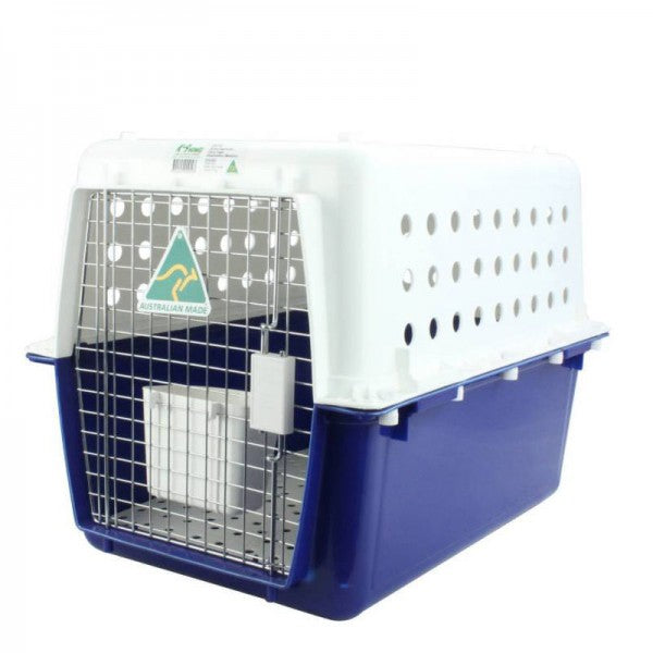 Airline Approved Pet Crates for Dogs and Cats PP50 (Large) - doggiebox Australia