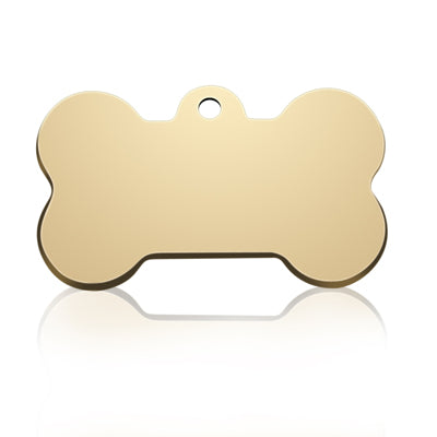 Engraving Bone Necklace Collar pet Charm pendant - doggiebox Australia