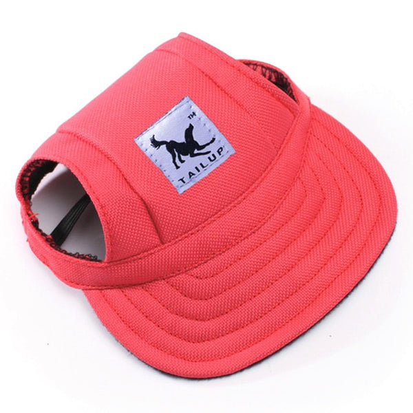 Hat Cap Baseball Fashion Hat For Dogs Casual Canvas Cap 11 Colors - doggiebox Australia
