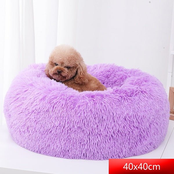 Marshmallow Washable Comfy Calming Beds for Puppy Labrador Cat - doggiebox Australia