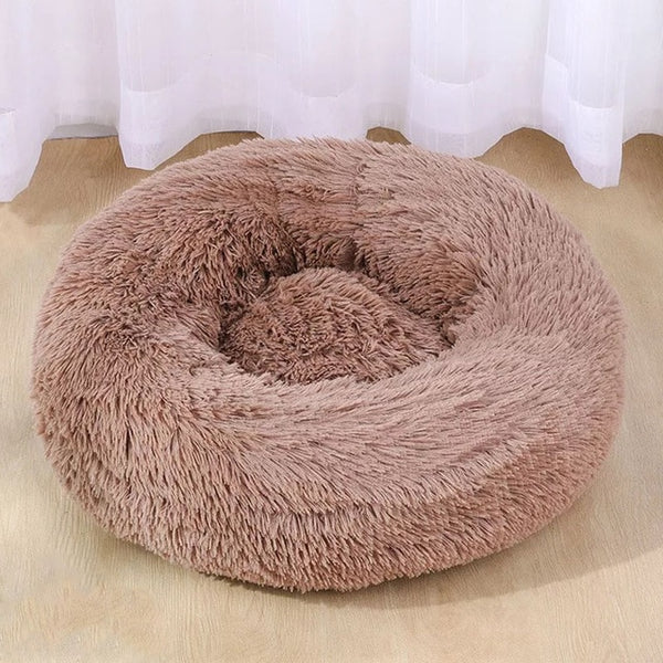 40-100cm Washable Dog Bed Kennel mats Chihuahua Basket - doggiebox Australia