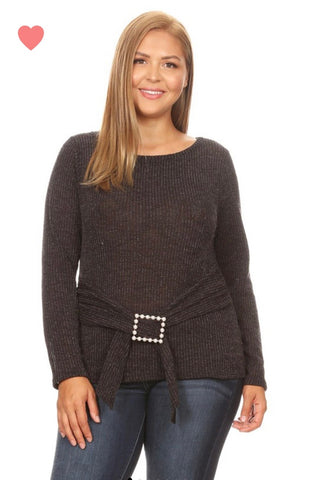 Lightweight Cardigan - Black - Regular & Curvy