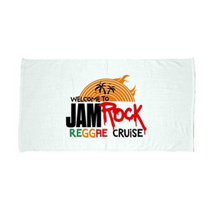 Logo Beach Towel