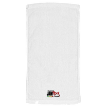 Load image into Gallery viewer, Embroidered Logo Beach Towel