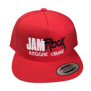 Jamrock Embroidered Logo Snapback Hat