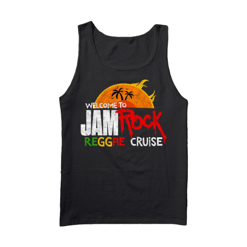 Men's Logo Tank (Black)