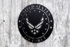 Air Force Logo Circle