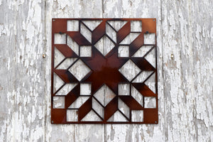 Carpenter Star Quilt Block