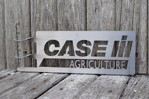 Case International Rain Gauge