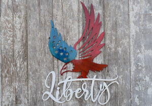 Liberty Eagle Flag