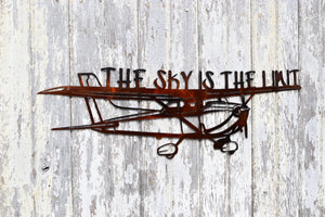 Sky's Limit Cessna Airplane