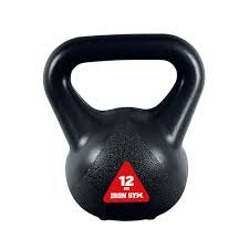 Iron Gym - 12kg Kettlebell India