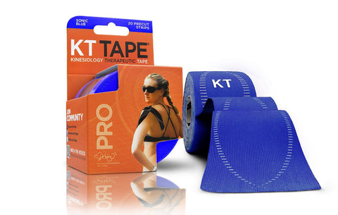 KT Tape Pro - Sonic Blue | Kinesiology Tape | Sports Tape India