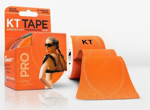 KT Tape Pro - Blaze Orange | Kinesiology Tape | Sports Tape India