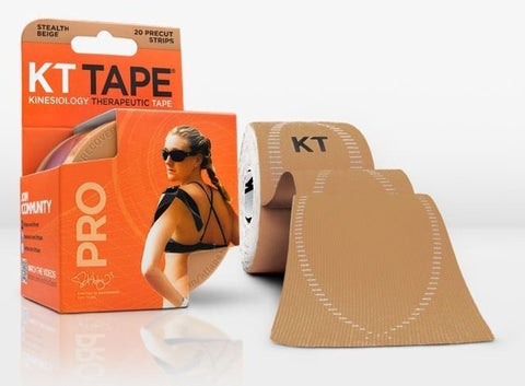 KT Tape Pro - Stealth Beige | Kinesiology Tape | Sports Tape India