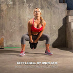 Iron Gym - 16kg Kettlebell India