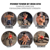 Iron Gym - Power Tower India