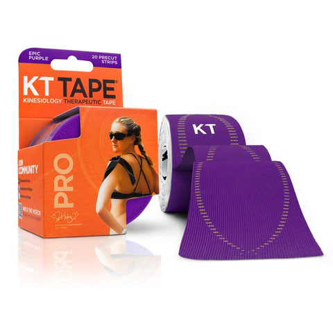 KT Tape Pro - Epic Purple | Kinesiology Tape | Sports Tape India